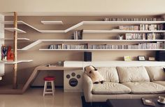 Thinking Design Perfect Cat House Taiwan Cat Climbing Shelves.  When I grow up and win the lotto <3 #buyingmycatslove