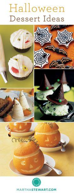 20 Halloween Dessert Ideas