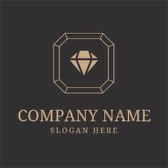 DesignEvo s logo maker helps you create custom logos in minutes for free, no design experience needed Try with millions of icons and 100 fonts immediately! Diamond Logo, Online Logo, Jewelry Logo, Logo Maker, Art Logo, Company Names, Typo, Slogan, Logo Design