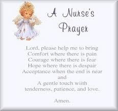 Thank you Lord for great nurses!