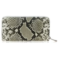 418d79d842f For all the snake lovers. Snake print wallet. Animal prints will never go  out