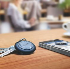 Have you ever wondered where you've left your keys again? With Elgato Smart Key, you have one thing less to worry about. Elgato Smart Key connects your keych. Kids Gadgets, Office Gadgets, High Tech Gadgets, Gadgets And Gizmos, Technology Gadgets, Travel Gadgets, Kitchen Gadgets, Newest Cell Phones, New Phones
