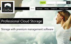OziBox es otra solución para almacenar nuestros archivos en la nube y sincronizarlos desde distintos dispositivos. Ofrece 10 GB de espacio gratuitos.