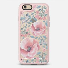 Pink Florals - New Standard Case