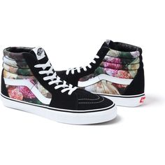 Vans SK8-Hi . why don't you come in a smaller size?! :(