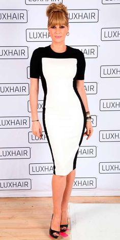 Celebrity fashion hits: Daisy Fuentes