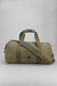 Alpha Industries Volunteer Duffle Bag