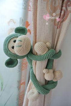Amigurumi For Baby Room – Knitting And We Kawaii Crochet, Crochet Bunny, Cute Crochet, Crochet Curtains, Crochet Quilt, Crochet Animal Patterns, Stuffed Animal Patterns, Macrame Projects, Crochet Projects