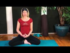 Yoga -Restore Your Energy Intermediate Class - Full Class- - YouTube