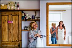 Something a little different on the blog today - the imaginary thoughts of a bride getting ready at home -