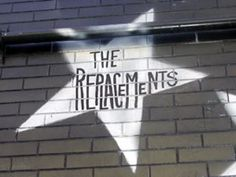 The Replacements, First Ave, Minneapolis.