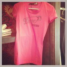 Photo by giammagia  #moschino #mymoschino #love #shirt