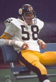 Steelers Football, Pittsburgh Steelers, Football Players, Football Helmets, Jack Lambert, Football Photos, Championship Game, Great Team