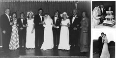 The eighteenth of November 1972 was no ordinary day for me – it was the day I got married! It was at three o'clock that Saturday afternoon that...