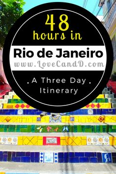 A great little itinerary for when your time in the city of Samba is short.