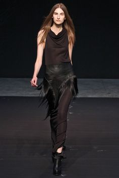 Kimberly Ovitz Fall 2012 Ready-to-Wear Fashion Show