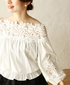 Cawaii I do not find any other cute To a fashionable world I have never seen before Girls Fashion Clothes, Teen Fashion Outfits, Hijab Fashion, Fashion Dresses, Blouse Styles, Blouse Designs, Iranian Women Fashion, Vetement Fashion, Blouse Outfit