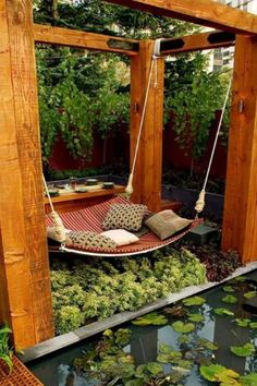 Outdoor swing idea