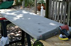 Indepth DIY concrete countertop tutorial with a videoincluded, will prepare you to tackle your own DIY concrete countertop project with confidence.
