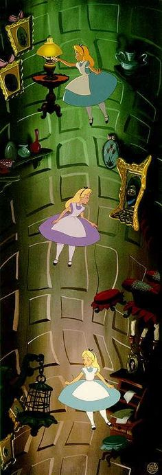 Alice in wonderland (ahem acids) #trippy