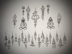 unalome tattoo | Tumblr