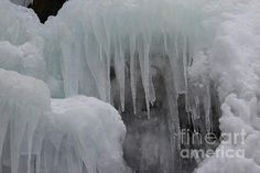 Cold as Ice by LKB Art and Photography