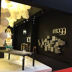 MOGG at Pad. 10 Stand B 07 @iSaloniofficial #SaloneDelMobile #salone2016 #interiordesign #MilanDesignWeek #MDW
