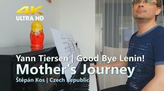 Mother's Journey - Good Bye Lenin! | Yann Tiersen | 4K UHD soundtrack on...