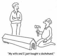 dachshund humor