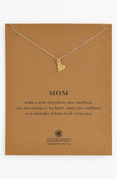 Keepsake jewelry for