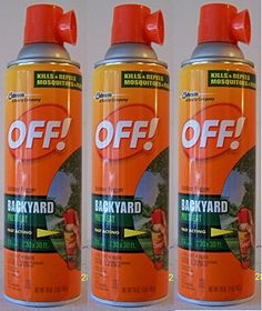 Pest Control Foggers - Off Yard And Deck Insect Repellent Pack of 3 >>> You can find more details by visiting the image link. (This is an Amazon affiliate link)