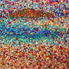 Crete, acrylic on canvas, 150x120