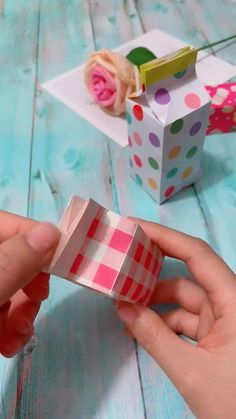 Diy Crafts Hacks, Diy Crafts For Gifts, Fun Crafts For Kids, Diy Arts And Crafts, Diy Crafts Videos, Creative Crafts, Handmade Crafts, Mode Origami, Instruções Origami