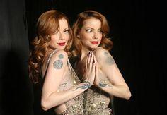 Publicitária Fútil: As tatuagens de Julia Petit