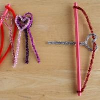 Cupid's Bow and Arrow (AND 35 MORE VALENTINE PROJECTS)