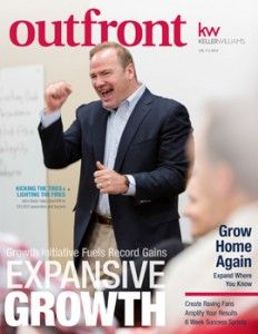 keller williams outfront magazine online edition - 2nd Qtr 2014