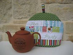 Tea Cosy Tutorial by Nero's post & patch!