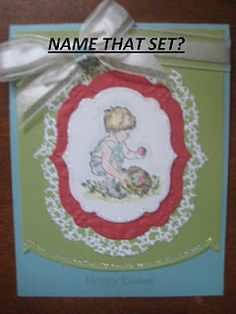 Day 3: Name that Set?    Head over to my blog to learn more about how to earn FREE Stampin' Up! product