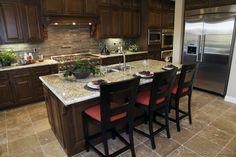 54 Best Dark Wood Cabinets Images Cob House Kitchen Kitchen