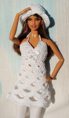 #Barbie #crochet #outfits 46.33.5 qw