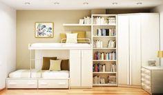 좁은 아이 방 넓게 쓰기, Compact Furniture : 네이버 블로그
