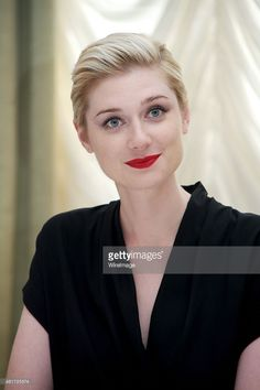 Elizabeth Debicki at 'The Man From U.N.C.L.E.' Press Conference at Claridge's Hotel on July 23, 2015 in London, England.