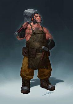 """Результат пошуку зображень за запитом """"blacksmith concept"""""""