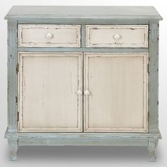 Cabinet two-tone...so need this for my dining room!