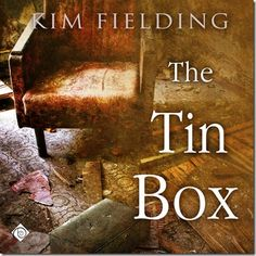 Audiobook Review : The Tin Box by Kim Fielding ~ Includes Audio Excerpt | @KFieldingWrites  | http://sinfullysexybooks.blogspot.de/2015/09/audiobook-review-tin-box-by-kim.html @sinfullysexyb