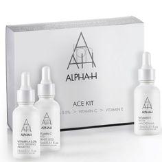 Alpha H Vitamin Power Serums