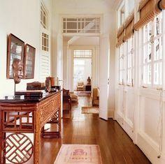British Empire design style - Singapore