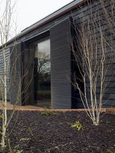 Ancient Party Barn by Liddicoat & Goldhill | Yellowtrace