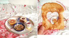 Petit dejeuner au lit   #breakfast