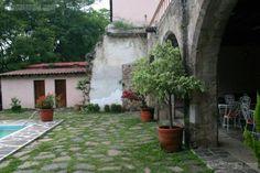 Hacienda El Chorrilo Taxco Gro.
